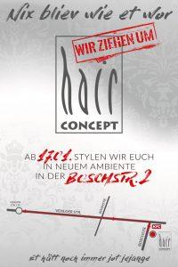 Hair Concept Pulheim 2017 Boschstraße 2